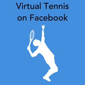 Virtual Tennis for Kids on Facebook