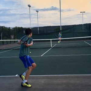 Help Support tennis progression in the Mid-Atlantic