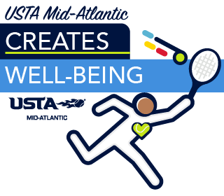 USTA Mid-Atlantic Creates Well-being