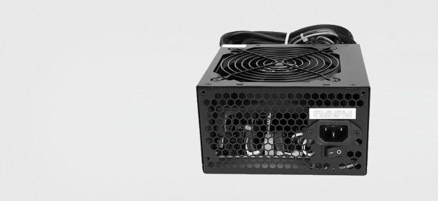 Zalman ZM500-LX