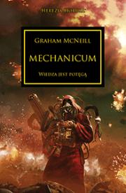 Recenzja książki Mechanicum