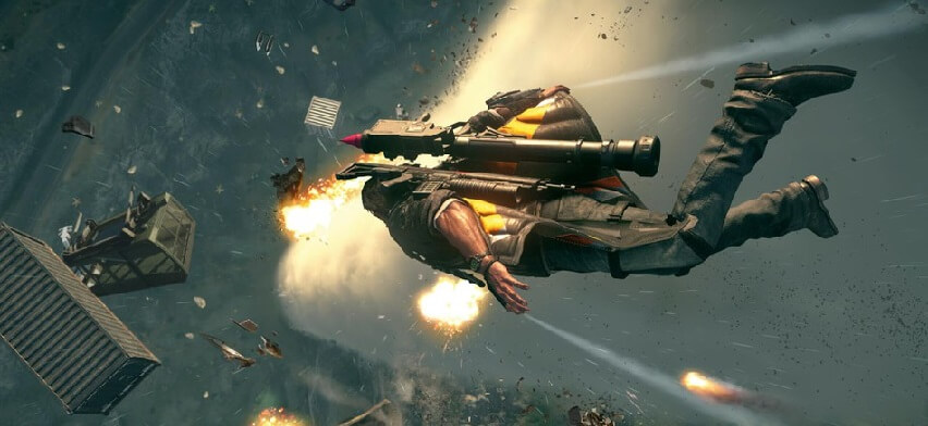 Just Cause 4 oceny