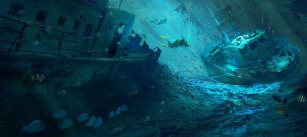 Deep Diving Simulator premiera