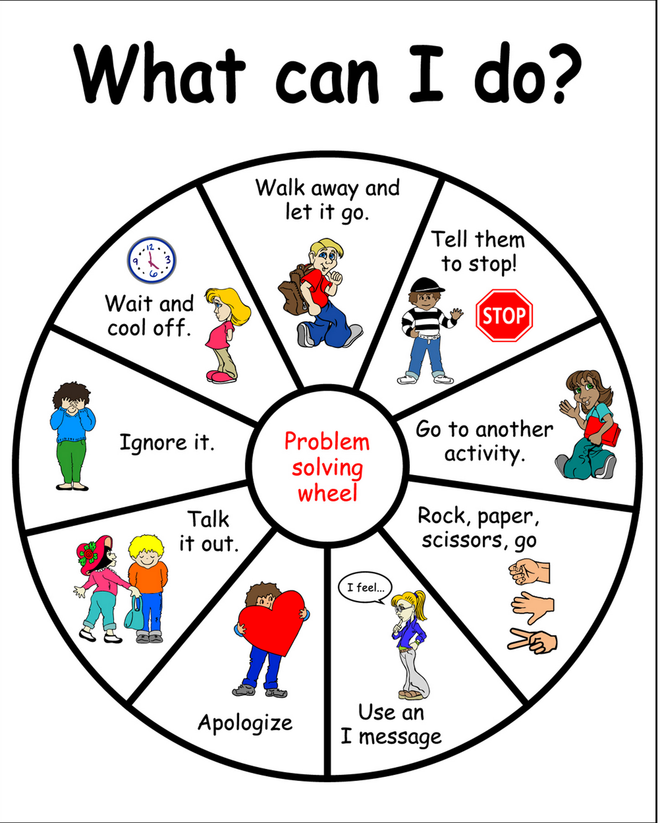 Conflict Resolution In The Classroom