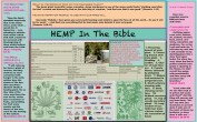 Hemp in the Bible