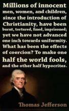 church religion stae thomas jefferson