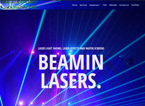 beaminlasers