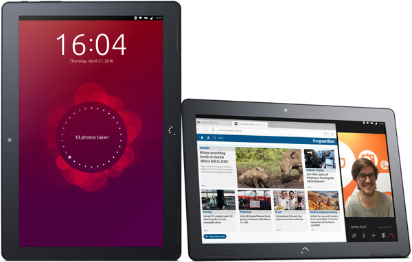 Canonical Launches 2-in-1 Ubuntu Tablet