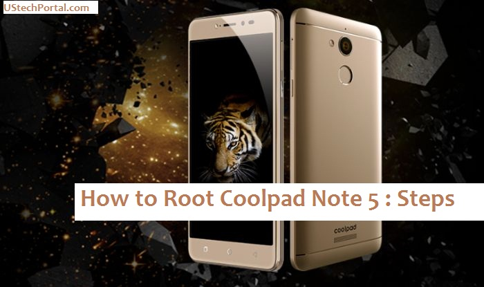 Coolpad-Note-5 rooed phone