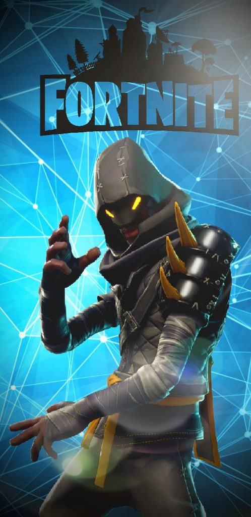 Wallpaper Iphone X Notch Fortnite Wallpapers For Notch Infinity Display