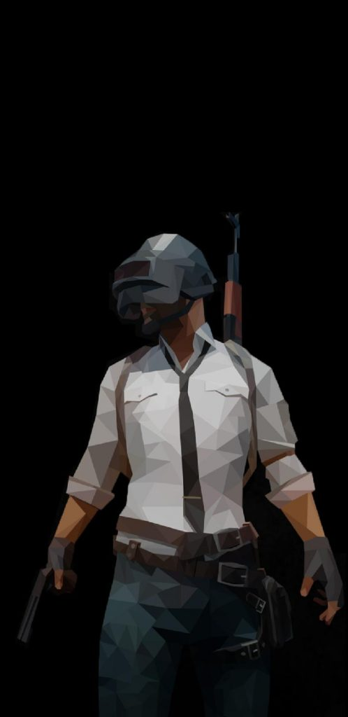 Iphone X Frame Wallpaper Pubg Wallpapers For Notch And Infinity Display Smartphone