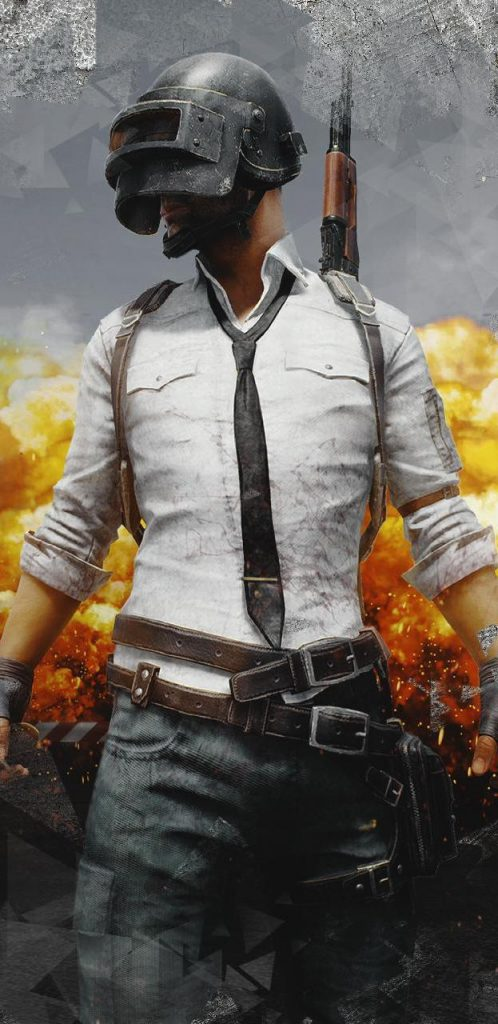 Wallpaper Iphone X Notch Pubg Wallpapers For Notch And Infinity Display Smartphone