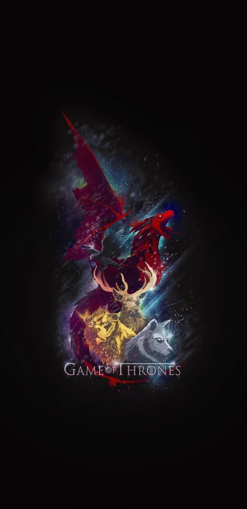 Wallpaper Iphone X Notch Game Of Thrones Wallpaper For Iphone And Android Notch