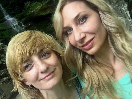 Amy King and Melissa Studdard