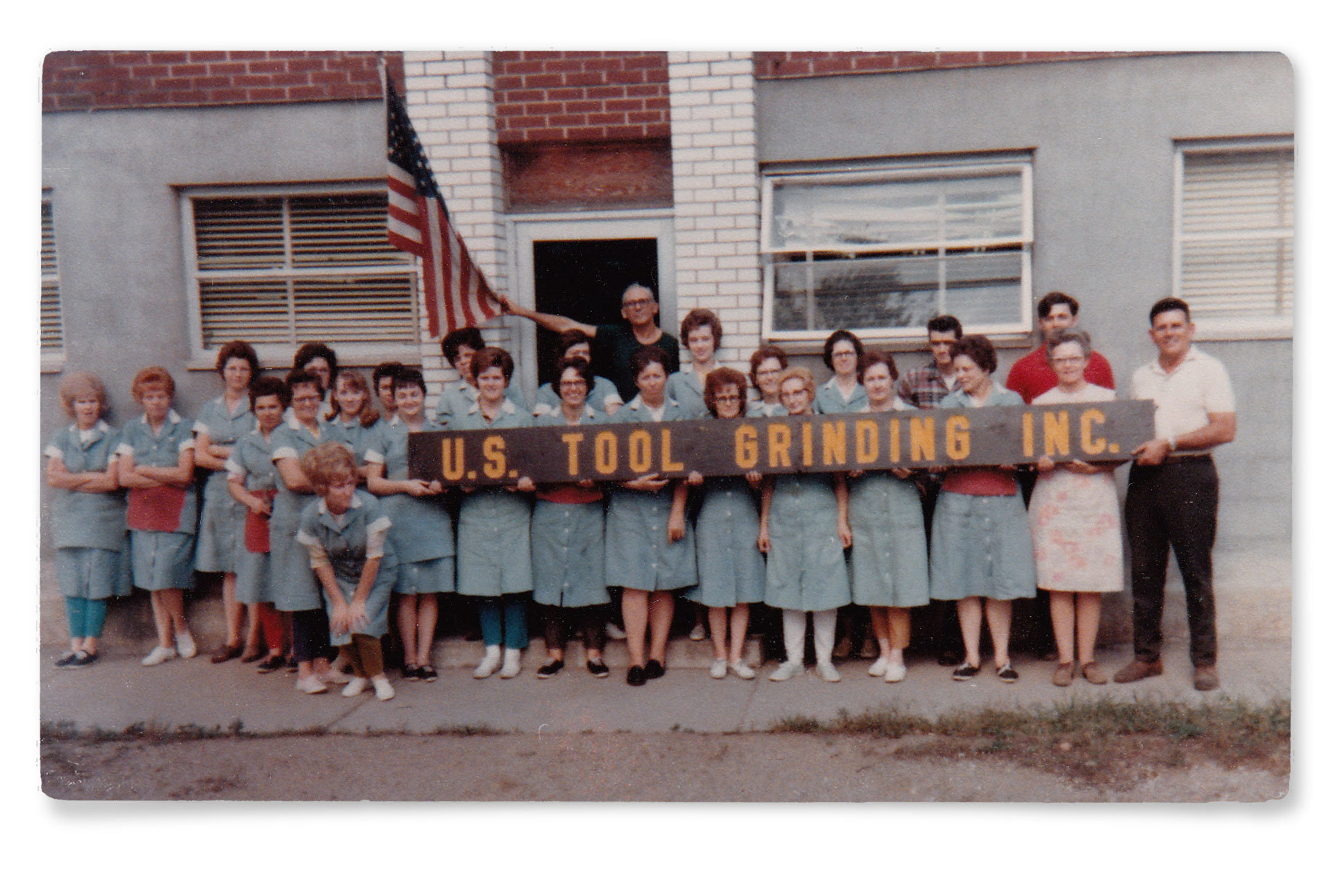 Historic Photo of US Tool - 1960