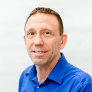 Mark Heflin – Senior Manager of IT and Information Security