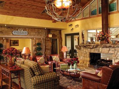 Bluehreen Wilderness Club at Big Cedar