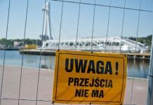 Remont wschodniego nabrzeża portowego po orkanie Ksawery - ustka24.info