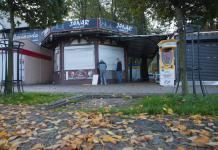 Pożar budki z kebabem na usteckiej promenadzie - ustka24.info