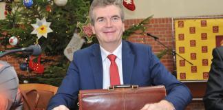 Jacek Graczyk, burmistrz Ustki- ustka24.info
