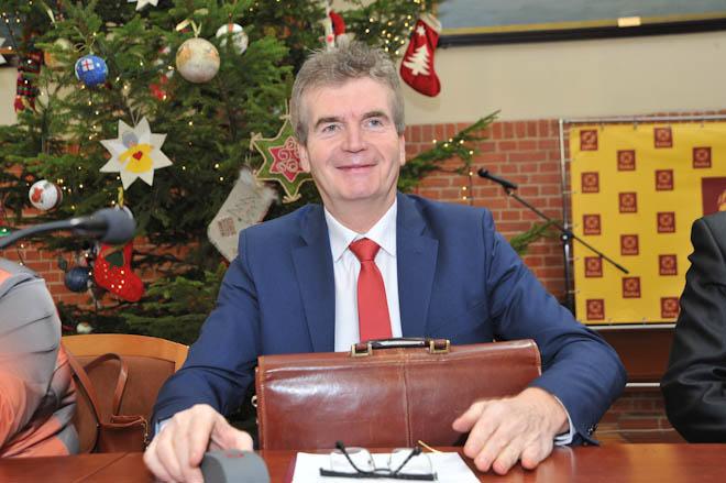 Jacek Graczyk złożył ślubowanie. Jest już oficjalnie burmistrzem Ustki - ustka24.info