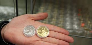 Nowa moneta z pomnikiem Usteckiej Syrenki - ustka24.info