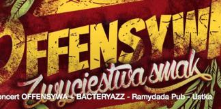 Koncert zespołów Offensywa i Bacteryazz - ustka24.info