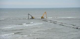 Ekolodzy krytykują budowę sztucznej rafy w Ustce - ustka24.info