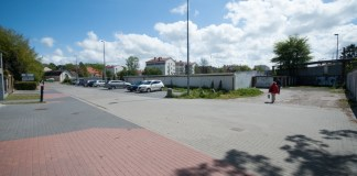 Wielopoziomy parking może powstać w miejscu istniejącego, przy ulicy 9-Marca w Ustce - ustka24.info