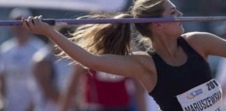 Klaudia Maruszewska z Ustki mistrzostw świata juniorów - ustka24.info