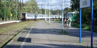 Młody mężczyzna wpadł pod pociąg na dworcu PKP w Ustce - ustka24.info