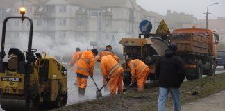 Aktualny plan prac remontowych na ulicy Darłowskiej w Ustce - ustka24.info