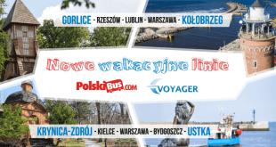 2 nowe linie z Małopolski i Podkarpacia nad morze, również do Ustki - ustka24.info