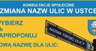 Ruszyły konsultacje społeczne dotyczące zmian nazw ulic w Ustce - ustka24.info
