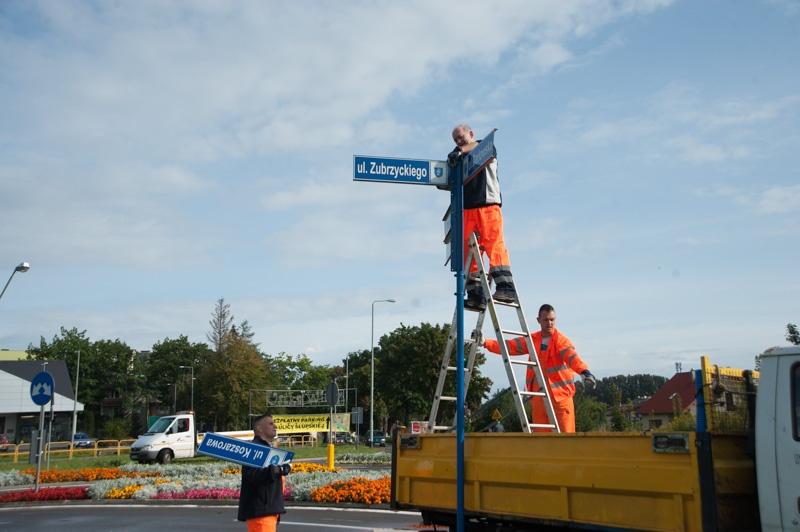 Ruszyła zmiana nazw ulic w Ustce - ustka24.info