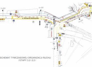 Tymczasowa zmiana organizacji ruchu na skrzyżowaniu ulic Westerplatte i Darłowska - ustka24.info