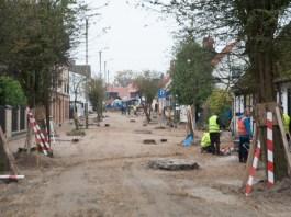 Rozpoczął się remont ulicy Beniowskiego w centrum Ustki - ustka24.info
