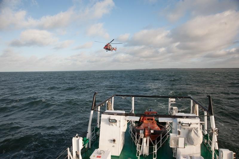 Dwie akcje ratownicze na Bałtyku w ostatni weekend