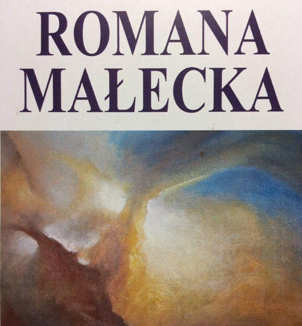Wernisaż malarstwa Romany Małeckiej w usteckim Domu Kultury - ustka24.info