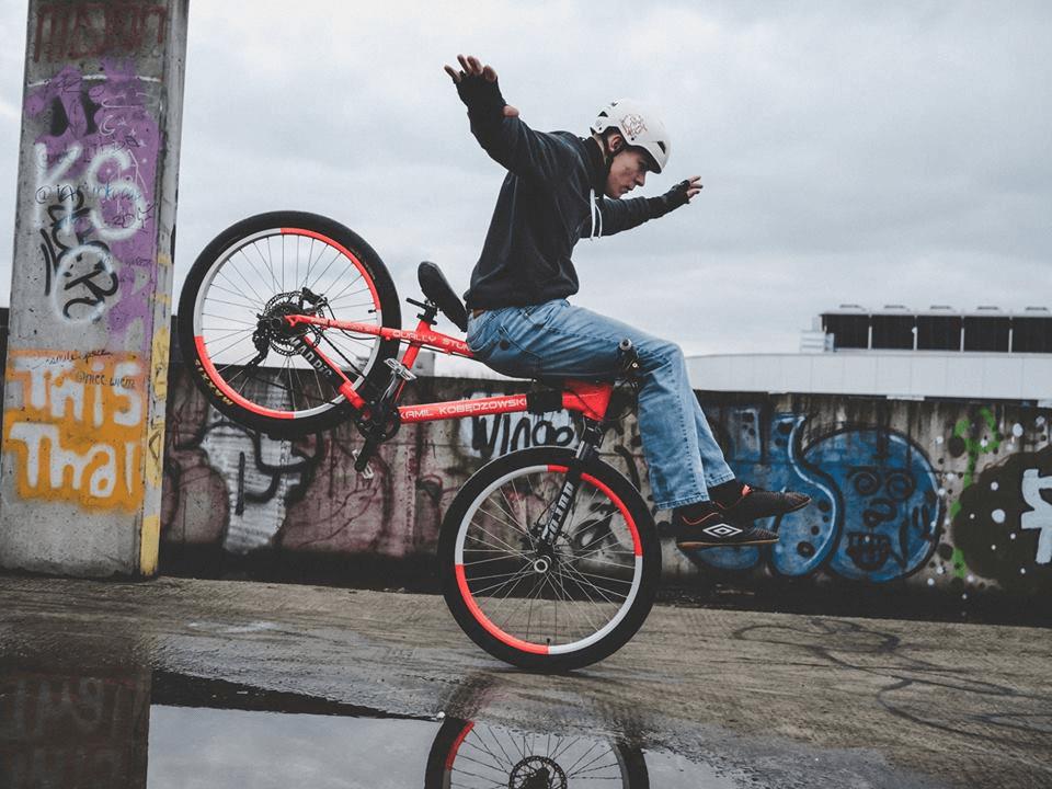 Zapraszamy na zawody rowerowe MTBstunt Grand Prix Ustka 2018