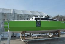 Caravela Boatbuilders z Ustki promuje swój jacht na targach Wiatr i Woda - ustka24.info