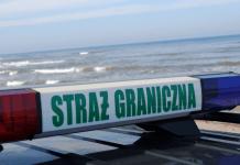 Komendant Straży Granicznej z Ustki uratował topiącego się mężczyznę - ustka24.info