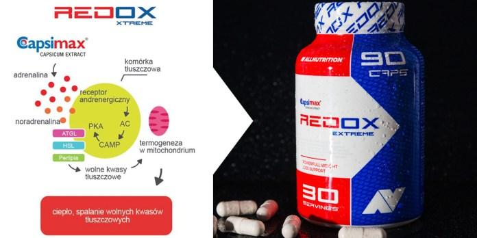 Wsparcie odchudzania razem z REDOX Extreme - ustka24.info