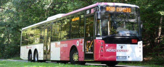 Bilety autobusowe Nord Express można kupić w CIT Ustka - ustka24.info
