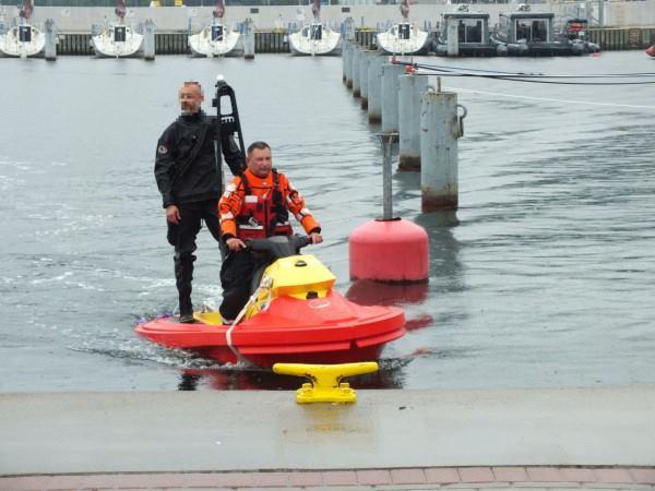 Ratownicy SAR z Ustki otrzymają specjalistyczny skuter ratowniczy - ustka24.info