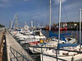 Rozbudowa portu urealnia budowę mariny jachtowej w Ustce - ustka24.info