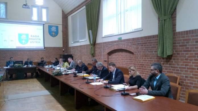 Radni z Ustki przyjęli budżet miasta na 2019 rok - ustka24.info