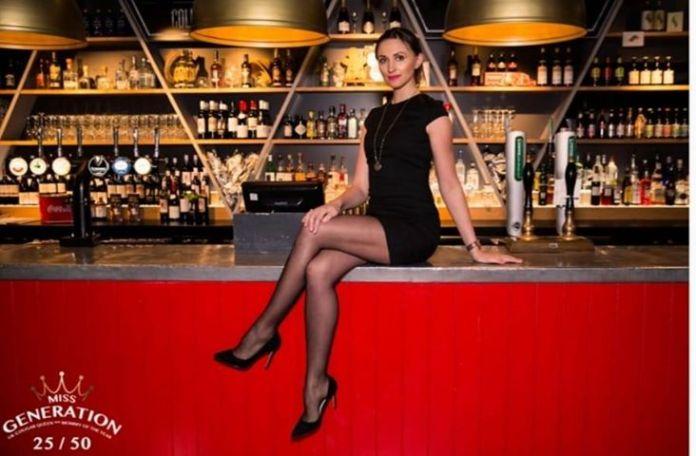 Ustczanka Kinga Orlicz w finale brytyjskich wyborów Miss Generation - ustka24.info