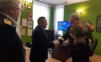 Andrzej Rączka nie jest już kapitanem Portu Morskiego w Ustce - ustka24.info