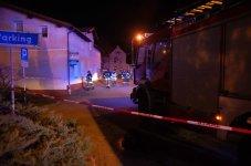 Śmierdząca substancja wylana na drzwi lokalu w centrum Ustki - ustka24.info